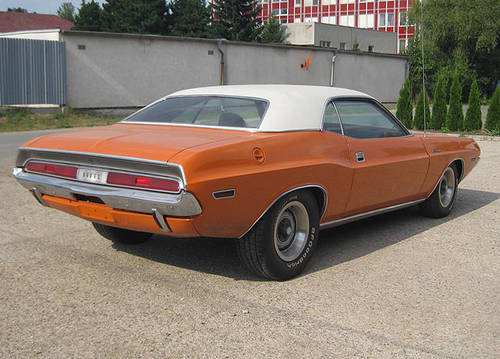Kelly S Cars Net Dodge Challenger 1970 Western Sport Special A91